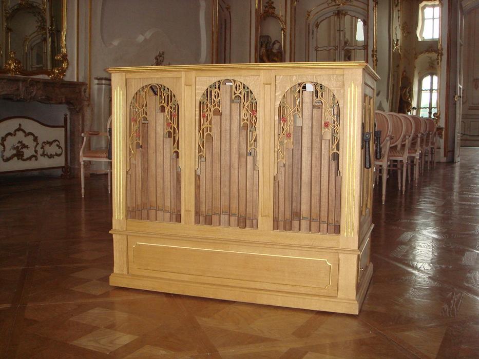 Truhenorgel Esterhazy
